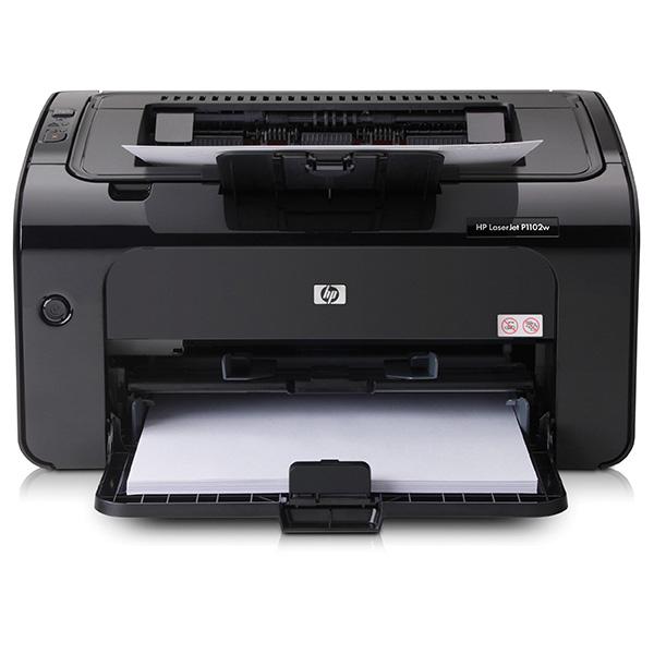 Impressora HP LaserJet Pro P1102w Wi - Fi PRETA CE658A
