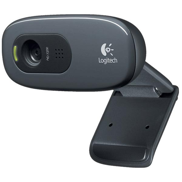 WebCam Logitech C270 3Mpx HD 720p 960 - 000694