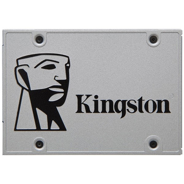 SSD Kingston 120GB 2.5 UV400 SATA 3 para Gamers HD SSD SUV400S37 / 120G