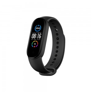 Relógio Xiaomi Mi Smart Band 5, Black