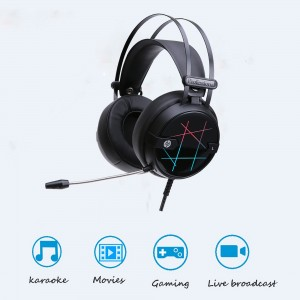 Headset Gaming HP H160G Stereo