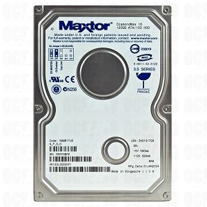 Hd Ide 120gb Maxtor Hard Disk Disco Rígido