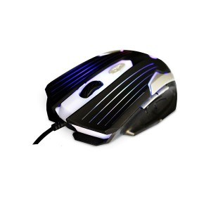 Mouse Gamer USB 2400 Dpi C3Tech MG-11 BSI - LED Multicolor