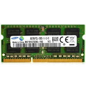 MEMORIA P/ NB DDR3L 8GB PC1600 1,35V SAMSUNG