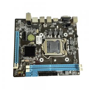Placa-Mãe Brazil PC H61M-T para Intel 1155, DDR3, uATX, HDMI - OEM