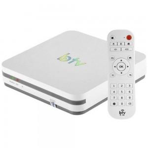 Receptor FTA BTV B11 UHD IPTV/HDMI Bivolt Branco