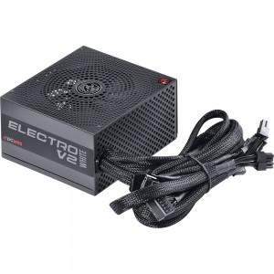 Fonte PcYes 500W Atx Electro V2 80 Plus White