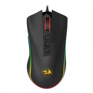 Mouse Gamer Redragon Cobra RGB Preto