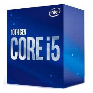 Processador Intel Core i5-10400F, 2,90GHz, Turbo Max. 4,30GHz, Cache 12MB, Comet Lake 10a Geração.