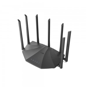 Roteador Tenda AC23 Wireless Dual Band (2,4 e 5 GHz) AC2100 Mbps Gigabit