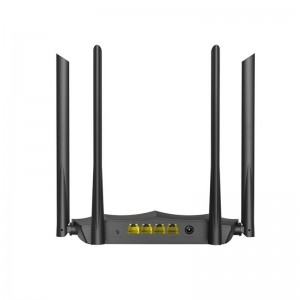 Roteador Tenda Wireless Dual Band (2,4 e 5 GHz) 1200 Mbps AC8