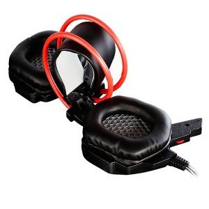 Fone De Ouvido Gamer Com Microfone Sparrow Ph-G11bk C3tech