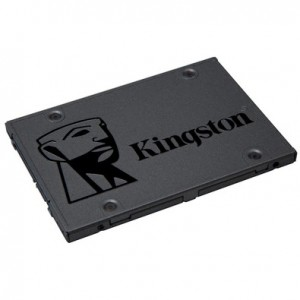 "Ssd Kingston 240gb 2.5"" A400 - SA400S37/240G"