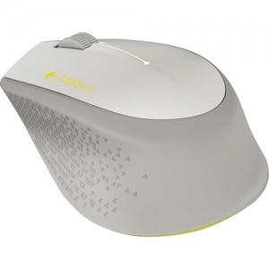 Mouse Logitech USB Sem Fio M280 Cinza 910-004285