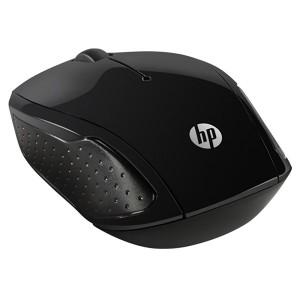 Mouse HP Usb sem fio Preto 2.4ghz X200 Oman - X6W31AA#ABL