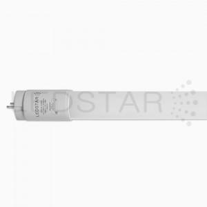 Lampada Led Tubular T8 Vidro 10w 4000k 0,6m 100-240v Bb Inmetro