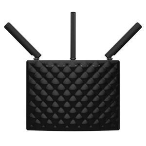 Roteador Tenda Wireless Dual Band (2,4 e 5 GHz) 1900 Mbps Ac15