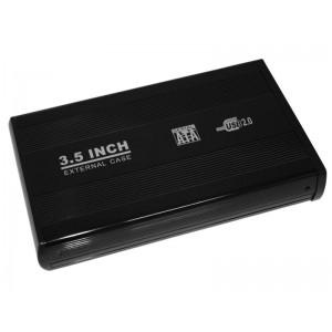 "Case Gaveta Externa para HD Sata 3,5"", USB 2.0"
