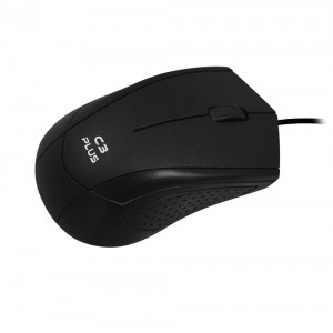 Mouse USB C3Plus MS-27 1000Dpi Preto