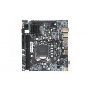 Placa Mãe Goldentec GT-H61 para Intel 1155 DDR3 uATX, HDMI, VGA - Box