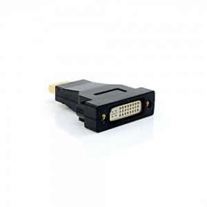 Adaptador Entrada DisplayPort Saída DVI - ADP-102 - Pluscable