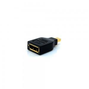 Cabo Adaptador Entrada Mini DP Saída DisplayPort - ADP-201 - Pluscable
