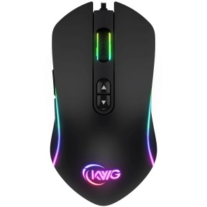 Mouse Gamer KWG Orion P1 Double RGB