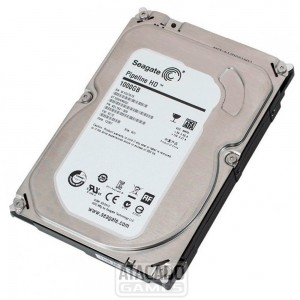 HD para Desktop Seagate BarraCuda 1TB SATA 3 5900RPM 64MB